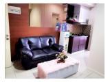 Sewa Apartemen 1 bedroom (1BR) di Cosmo Terrace Thamrin City view Pool (kolam renang) dekat Grand Indonesia, Thamrin