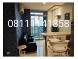 Sewa cepat / Jual Apartemen Gardenia Boulevard Pejaten - 1 BR Full Furnished / 2 BR Full Furnished