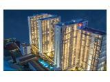 Sewa/jual Apartemen Capitol Park Residence Salemba Sudio/1Br/2BR/3BR siap huni