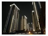 Sewa Apartemen Serpong M-Town Residences Tangerang - Studio Unfurnished AC + Gorden
