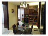 Disewakan Apartemen Pondok Indah Residences Jakarta Selatan – Type 1 / 2 / 3 BR Fully Furnished & Brand New by Ultimate Property