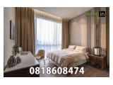For Rent Apartment Pakubuwono Spring (Brand New) Ready All Type 2 / 4 Bedroom Fully Furnished