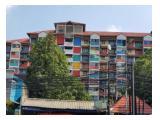Disewakan Apartemen Rusun Benhil 2 Jakarta Pusat - Studio Semi Furnished