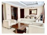 Disewakan Apartemen Pakubuwono View 2BR - Luas 157 m2