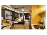 Sewa Apartemen Bintaro Icon Tangerang Selatan - Studio Full Furnished