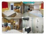 Disewa Studio, 1 बेडरूम और 2 बेडरूम