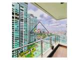 Disewakan Apartemen St Moritz 4 BR Type Loft (2 Lantai) Full Furnished di Puri Indah, Jakarta Barat