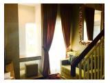 Disewakan Apartemen Niffaro Park Tower Mahoni 1 Bedrooms ( Type Duplex ) luas 40 Sqm Fully Furnished