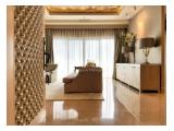 Disewakan Capital Residence SCBD 4 Bedrooms ex Embassy, Combined Unit
