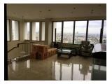 Disewakan / Dijual Apartemen Pakubuwono Signature Jakarta Selatan - 4+1 Bedrooms 385 m2 Fully Furnished / Unfurnished High Floor