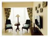 Sewa Apartemen U Residence Karawaci, Tangerang - Tipe Studio, 1BR dan 2BR Furnished
