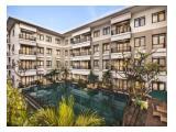Sewa Apartemen Grand Kuta Hotel dan Residence Bali - 2 Bedroom Fully Furnished