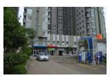 Sewa Apartemen Grand Asia Afrika Bandung - Paling Murah & Nyaman - 2 BR Furnished, Wi-Fi & TV Kabel