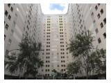 Sewa Apartemen Kalibata City Jakarta Selatan -
