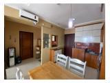 Apartemen Disewakan Salemba Residence - 2 BR Full Furnished