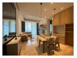 Disewakan Apartemen La Vie All Suites Jakarta Selatan - 2 BR Fully Furnished Mid Floor