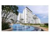 For Rent (Disewakan) Apartemen Bassura City Jakarta Timur - Alamanda Tower Type Studio Fully Furnished