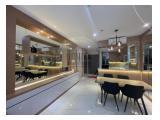 Disewakan Apartemen Central Park Residences Jakarta Barat – 2 BR Fully Furnished, Brand New