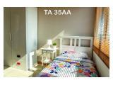 Disewakan Apartemen Thamrin Residence Jakarta Pusat - 3 Bedroom Full Furnished