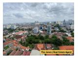 For Rent Studio Type Menteng Park Apartment. Strategic location, close to central offices and government centers.