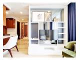 Disewakan, BEST DEAL!! Apartemen South Hills Kuningan Jakarta Selatan - 1 / 2 / 3 Bedroom Full & Semi Furnished (Direct Owner) by In House Marketing