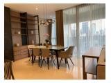 Disewakan Apartemen Casa Domaine Jakarta Pusat - 3BR+1 Futnished (Been Renovated with Balcony)