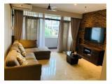 Sewa Apartemen Slipi Jakarta Barat – Tower 1, 1st Floor - 2+1 BR Fully Furnished