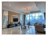 Disewakan Apartemen Casa Grande Residence Tower Avalon ( Penthouse ) 3+1 Bedrooms Luas 379 Sqm Fully Furnished