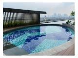 Sewa Apartemen Nine Residence Jakarta Selatan - Studio Furnished, Baru (Belum Tersewa)