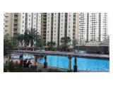 Sewa Apartemen Mediterania Palace Kemayoran Jakarta Pusat - 2 BR 40 m2 Fully Furnished, Lantai 27