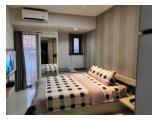 Disewakan Apartemen Tamansari Sudirman Studio Luas 29 m2, Low Floor, Fully Furnished