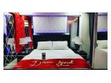 Sewa Apartemen Sentra Timur Residence Jakarta Timur - 1 BR / 2 BR Full Furnished - Harian / Bulanan