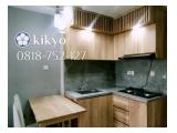 Sewa Apartemen Vasanta Innopark Bekasi - 1 Bedroom Fully Furnished