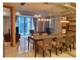 Disewakan Apartemen Sudirman Mansion Jakarta Selatan - 3 BR Full Furnished Mid Floor