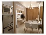 Disewakan Apartemen Taman Anggrek Residence Jakarta Barat - Tower Espiritu 2 BR Full Furnished