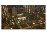 Disewakan ApartemenTaman Anggrek Residences Jakarta Barat - 2BR+1 Full Furnished