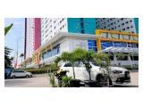 Disewakan Apartemen Green Pramuka Jakarta Pusat - Unit Type Studio Bútorozott