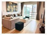 Disewakan Apartemen Sahid Sudirman Residence 2BR Full Furnish ( Real 3BR dijebol jadi 2BR ) – Strategic Location Close to Offices and Shopping Centers