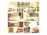Sewa Apartemen Gold Coast PIK (Pantai Indah Kapuk) Jakarta Utara - Tower Honolulu 1 BR Fully Furnished