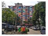 Disewakan Rumah Susun Benhil 2 Pejompongan di Jakarta Pusat – Studio Room Furnished, Lantai 8