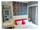 Disewakan Apartemen Casa Grande Residence Jakarta Selatan - 1 BR Fully Furnished