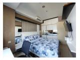 Disewakan Apartemen Trivium Terrace Lippo Cikarang Bekasi - 2BR - Dekat Kawasan Industri Cikarang & Karawang