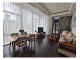 Sewa Apartemen Verde Residence Jakarta Selatan - Tipe Sky Garden 3 BR Furnished