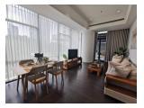 Disewakan Apartemen Verde Residence di Jakarta Selatan - 3 BR Furnished Tipe Sky Garden