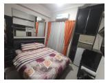 Disewakan Apartemen Green Pramuka City Cempaka Putih Jakarta Pusat - Studio Full Furnished