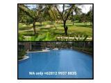 jogging track,green area & swimming pool