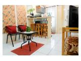 Living Room Gading Nias Residence Apartment