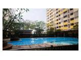 Swimming Pool Sentra Timur Residence Apartment