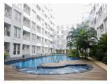 Swimming Pool Skylounge Tamansari Apartment