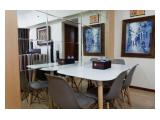 Dining Room Sudirman Tower Condominium Apartment By Travelio